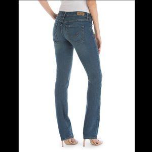 Levi's Jeans Modern Straight Denim Size 12 M
